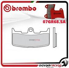 Brembo SA - pastillas freno sinterizado frente para Buell XB12R 2004>