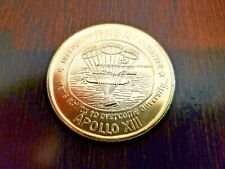 Apollo 13 Medallion Coin from 1970 Lovell Swigert Haise
