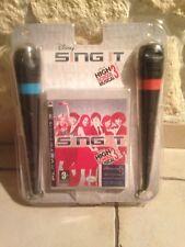 Sing It Disney Pack Jeu Et Micros Neuf ( Ps3 )