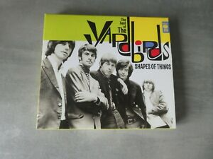 The Yardbirds ‎– Shapes Of Things - The Best Of The Yardbirds double cd album