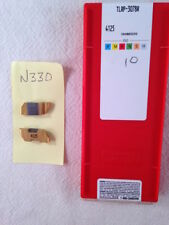10  NEW SANDVIK TLRP-3078R TOP NOTCH CARBIDE INSERTS. GRADE:  4125.  {N330}