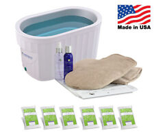 New Tb6 Therabath Professional Paraffin Wax Arthritis Relief Heat Bath ComforKit