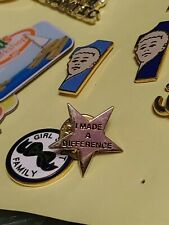 I Made A Difference Pin vintage collectible star pin antique old