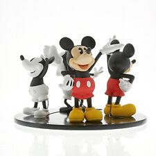 Disney Enesco Enchanting Evolution von Mickey Mouse 90 Jahre A29655 the true