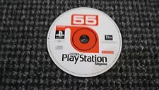 Sony PS1/Playstation 1 Magazine Demo 55 Disc Only Tested And Working (F1)