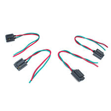 4PCS Distributor Pigtail Wire Harness Set FOR GM HEI Power &Tach Connector Plug
