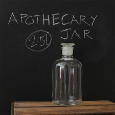 2500ml Apothecary Bottle (Clear, Narrow Mouth)