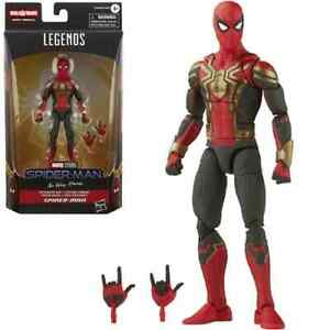"Marvel Legends Spider-Man Integrated Suit No Way Home 6"" Figure Pre Sale 11/21"