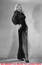 MARILYN MONROE ONE LEG OUT in FRONT (1) RARE 8x10 PHOTO