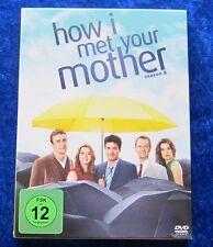 How I met your Mother Die komplette achte Staffel, DVD Box Season 8