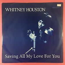 Whitney Houston -Saving All My Love For You / All At Once / Greatest Love Of All