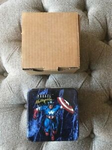 1992 Marvel Masterpieces Factory Sealed Tin Set (Great Value Please Read)