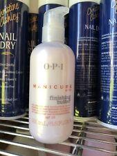 OPI Manicure Finishing Butter 8.5oz/250mL - Brand New