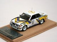 BERTIE FISHER CIRCUIT OF IRELAND 1984 OPEL ASCONA 400 Code3 model 1:43 Limited