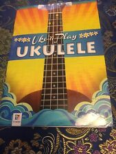 Uke 'n Play Ukulele - Book and CD Book The Fast Free Shipping