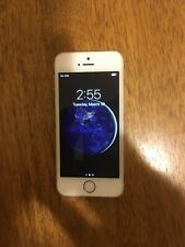 Apple iPhone SE - 32GB - Silver A1662 (CDMA + GSM) At&t