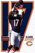Chicago Bears Alshon Jeffery Poster Print 22x34 T13655