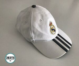 ADIDAS SPAIN 2015/16 Home Vintage Football Hat Cap Mens Soccer adjustable