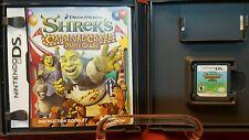 Shrek's Carnival Craze DS
