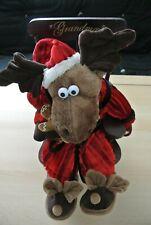 DanDee Grandma Got Run Over By Reindeer Rocking Chair Animated Musical Christmas