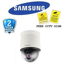BR Samsung SCP-3371P 37x Optical Zoom High Resolution 600TVL Day/Night WDR CCTV