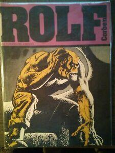 Rolf, Richard Corben, Les humanoides associés, FRENCH