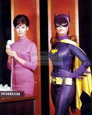"YVONNE CRAIG AS ""BATGIRL"" IN TV SERIES ""BATMAN"" - 8X10 PUBLICITY PHOTO (FB-160)"