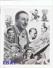Walt Disney One Hour In Wonderland VINTAGE Photo