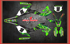 2016 - up KAWASAKI KX450 KX 450F CUSTOM MUDFLAPS GRAPHIC KITS DECAL Opazo