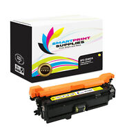 SPS CE402A 507A Yellow Compatible for HP LaserJet M551 M551xh Toner Cartridge
