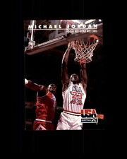 1992 SKYBOX USA BASKETBALL #43 MICHAEL JORDAN (I)
