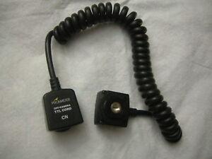 Promaster Off-Camera TTL Cord - For Canon - 2G