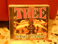 TREE - NO REGRETS NO REMORSE - CD SIGILLATO - 2001