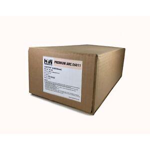 """E6011 5/32"""" Premium Arc Welding Rods Carbon Steel Electrode 60 lb (10 lb x 6-pk)"""