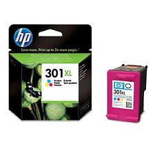 Tinta HP 301xl original color Ch564ee 1050/2050