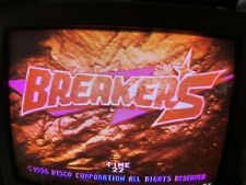 Breakers  (Not Original )MVS Neo Geo Cart ( Jamma Arcade System)
