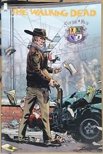 The Walking Dead #1 15th Anniversary Super-Fly Comics Store Variant