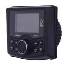 Poly-Planar MP4/MP3/Photo Playback Gauge Series Marine Radio