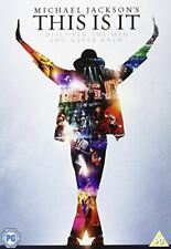 , Michael Jackson's This Is It [1 Disc] [DVD] [2010], Like New, DVD