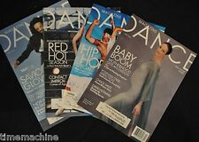 Dance Magazine Issues April May June July 2004