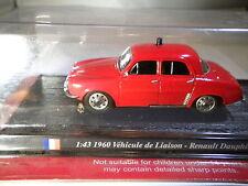 Del Prado Mundo Fuego Motores-Francia 1960 Vehicule de liaison-Renault code86