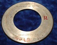 7.516 x .220 x 4'' DIAMOND GRINDING WHEEL DUAL RADII (FR-12)