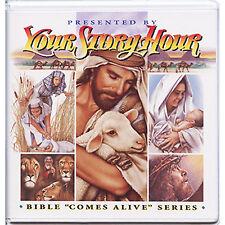 NEW Your Story Hour Bible Comes Alive Volume 4  Audio CD album JOB ESTHER DANIEL