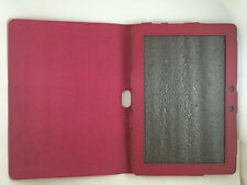 COVER CASE BOOK FOR TABLET ASUS TRANSFORMER PAD TF300 COLOUR PINK