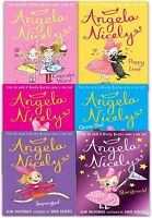 Angela Nicely Collection David Roberts 6 Books Set Pack Starstruck, Superstar