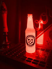 Call Of Duty Juggernog Soda 12 oz Zombie Perks Bottle Light LED XBOX Man Cave