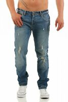 Jack & Jones Tim Original CR004 Slim Herren Jeans Hose