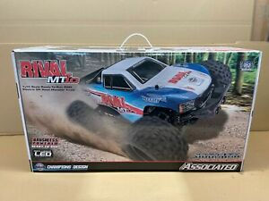 Team Associated Rival MT10 RTR Truck Brushless 2-3S Rated - AS20516