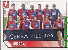 062 TEAM EQUIPA PORTUGAL SC.BRAGA STICKER FUTEBOL 2009 PANINI