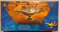 Aladdin Live Action Genie Magic Lamp Limited Edition 4000 Disney Gold